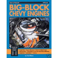 1967-1981 Camaro Chevelle Nova Full Size  How To Rebuild Your BB Chevy
