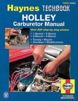 1967-1981 Camaro Chevelle Nova Full Size  Holley Carburetor Manual
