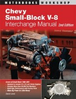 1967-1981 Camaro Chevelle Nova Full Size Chevy SB Interchange manual
