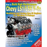 1964-74 Camaro Chevelle Corvette Nova  How to Build High-Performance LS1 LS6