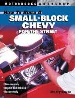 1967-1981 Camaro Chevelle Nova Full Size  How To Build a Street SB Chev