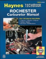 1967-1981 Camaro & Firebird Rochester Carburetor Manual