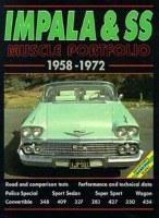 1959-1987 Full Size Chevrolet Impala Impala SS Muscle Car Portfolio