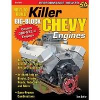 1964-74 Camaro Chevelle Corvette Nova  How to Build Killer BB Chevys