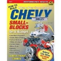 1964-74 Camaro Chevelle Corvette Nova  How to Build Max Performance SB Chevy