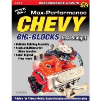 1964-74 Camaro Chevelle Corvette Nova  How to Build Max Performance BB Chevy