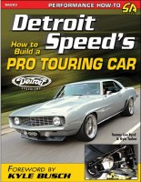 1964-74 Camaro Chevelle Corvette Nova  Detroit Speeds Pro Touring Car
