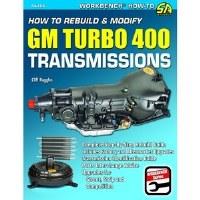 1964-74 Camaro Chevelle Corvette Nova  How To Rebuild GM Turbo 400 Transmission