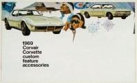 1969 Corvette & Corvair Custom Illustrated Accessories Pamphlet