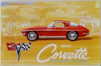 1964 Corvette Factory Owners Manual OE Quality! Printed In The USA!