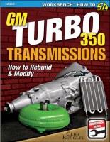 1967-81 Camaro & Firebird How To Rebuild & Modify GM T-350