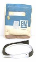 1967 Camaro NOS Standard Headlamp Bezel RH GM Part# 3886613