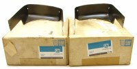 67 68 Camaro NOS RS Headlamp Bezels GM Part# 3898149 & 3898150 Pair