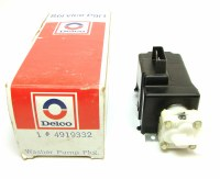 68 69 Camaro & Firebird NOS Winshield Wiper Pump Assembly  Original GM Part# 4919332