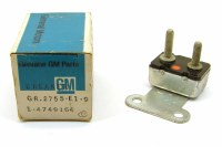 1967 Camaro NOS Rally Sport Circuit Breaker 10A Original GM Part# 4749164