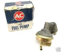 67 68 Camaro Chevelle Nova Full Size  NOS 396-325 HP Fuel Pump GM# 6416739