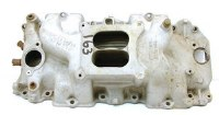 67 68 69 Camaro Chevelle Nova 396 427 BB Intake Manifold GM 3933163  3-9-68