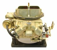 1968-72 Camaro Chevelle Nova 302 Z/28 396 Holley Carburetor List 4053 Dated 0153