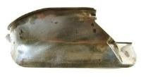 69 70 Camaro Chevelle Nova   BB Starter Heat Shield Used Original GM# 3954224