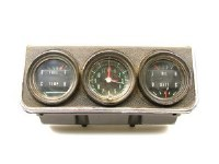 1967 Camaro Console Gauge Cluster Assembly Used Unrestored Original GM
