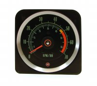 1969 Camaro Factory Original GM 5000/7000 Tachometer Original GM
