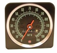 1969 Camaro Factory Original 140 MPH Speedometer Original GM VERY RARE!