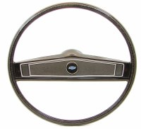 1969 Camaro Standard Steering Wheel Restored To Perfection Original GM