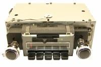 1969 Camaro AM/FM Mono Radio Restored & Refurbished