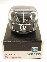 66 67 68 69 70 Camaro NOS Compass Original GM Part# 983335