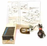 1967 1968 Camaro & Firebird NOS Underhood Accessory Courtesy Lamp Assembly GM# 987225