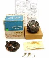 1967 Camaro & Firebird NOS Console Mounted Clock Kit Assembly  GM Part#