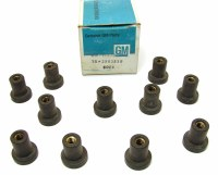 1967 1968 1969 Camaro & Firebird NOS Radiator Mounting Grommets Original GM Part# 3903539
