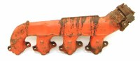 1970 Camaro Chevelle Nova BB Exhaust Manifold GM 3916178 RH Without Smog A-30-70