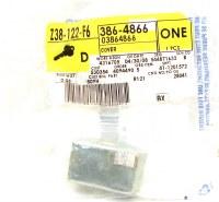67 68 69 70 Camaro NOS Choke Thermostat Cover  Original GM Part# 3864866