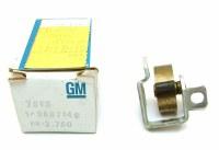 66 67 68 69 Camaro Chevelle Nova NOS Carburetor Choke Spring Assy GM# 3887148