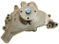 1970 Camaro Chevelle Nova  BB Water Pump GM# 3969811 Dated  F-25-70