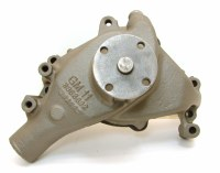 1969 Camaro Chevelle Nova Ful Size Small Block Water Pump GM Part & Casting# 3958692 Dated  B-25-9