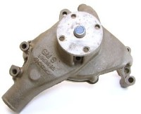 69 70 Camaro Chevelle Nova  SB Water Pump GM# 3958692 Dated  K-17-9