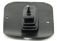 67 68 Camaro & Firebird NOS 4 Speed Shifter Boot w/Console Original GM# 3974526