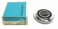 1967 Chevelle Nova NOS SS Steering Wheel Center Cap GM Part# 3898279