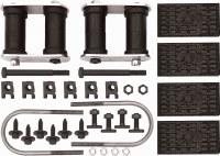 67 68 69 70 Camaro & Firebird Rear Leaf Spring Install Kit w/Multi Leaf Springs