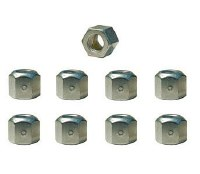 1967-1981 Camaro & Firebird Rearend U-Bolt Or T-Bolt Tall Nut Kit  GM# 3901099