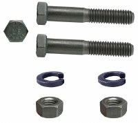 1967 Camaro & Firebird Rear Shock Absorber Mounting Hardware Set
