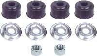 1967-1981 Camaro & Firebird Front & Rear Shock Absorber Mounting Hardware Kit