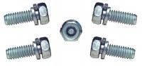 67 68 69  Camaro & Firebird Rear Shock Absorber Bracket Bolt Set GM# 3784303