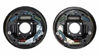 67-72 Camaro & Firebird Rear Drum Brake Kit w/Riveted Shoes & High Quality USA