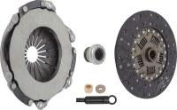 """1967-81 Camaro & Firebird Clutch & Pressure Plate 10.4"""" HD Course Spline Delco"""