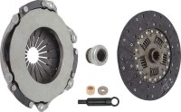 "1967-1981 Camaro & Firebird Clutch & Pressure Plate Kit HD 11"" w/Course Spline"