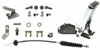 1968 1969 Camaro Automatic Shifter Kit T-350 Trans w/Cable & Hardware OE Quality