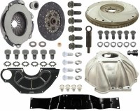 "1967 1968 Camaro 4-Speed Conversion Kit BB & Muncie 11"" Clutch & Muncie Shifter"